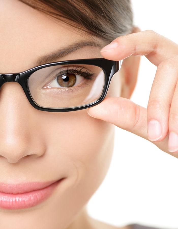 Les types des verres optiques